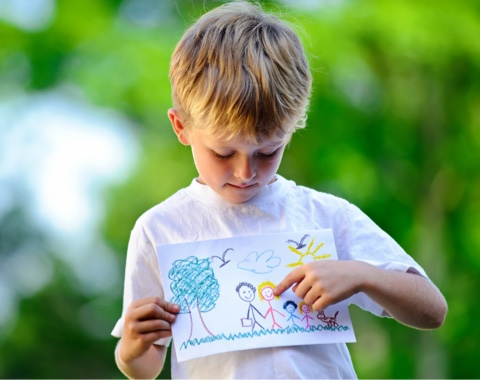 О чем говорит детский рисунок?